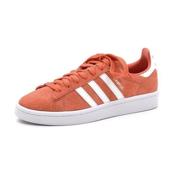 adidas Campus - Damen Schuhe Red Größe 40 2/3 3zVPIGJV2W