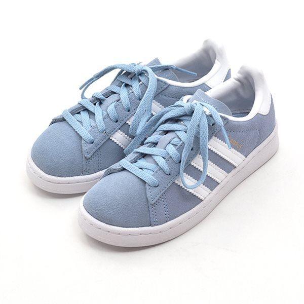 557b1467 GrowingFeet.de - Adidas Campus C Sneaker, hellblau