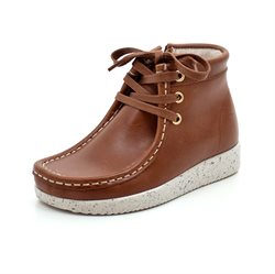 Nature Footwear ELM KIDS Stiefel, cognac