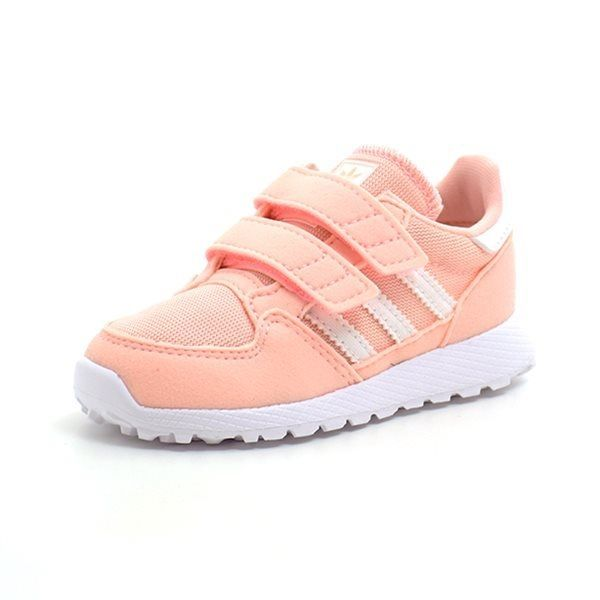 Adidas Forest Grove CF Sneakers, peach