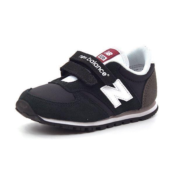 afc338a532 GrowingFeet.de - New Balance 420 Sneaker, schwarz/weiß
