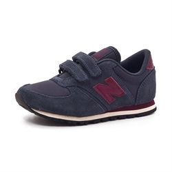 New Balance 420 Sneaker, navy/bordeaux