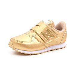 New Balance 220 Sneakers, gold