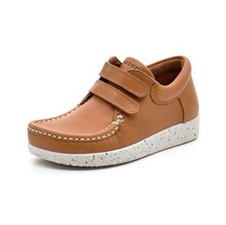 Nature Footwear Ask KIDS Halbschuhe, cognac