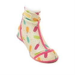 Duukies UV-Schutz Strandsocken Lolly, lollipop