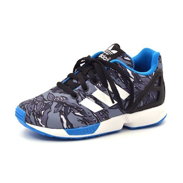 top quality get new fast delivery Adidas ZX Flux Sneaker, grau/blau