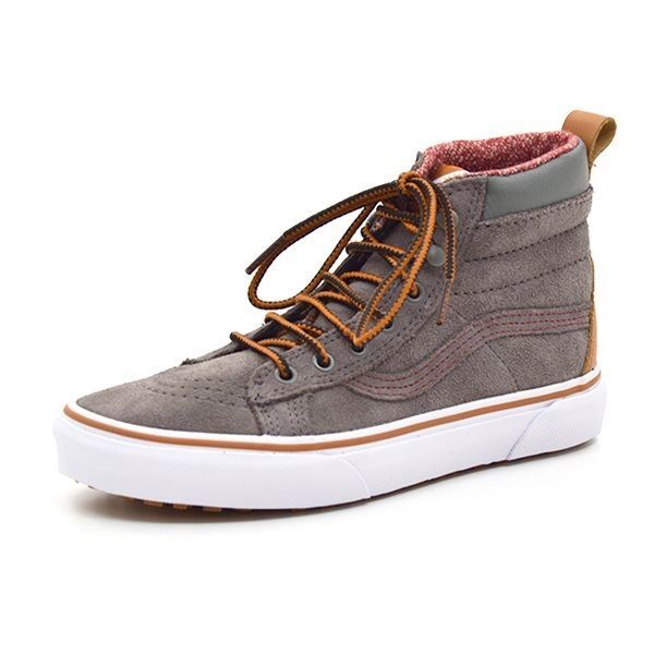 VANS SK8 HI MTE All Weather Wintersneaker, grau