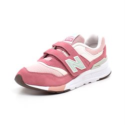 New Balance 997 Sneakers, pink/peach