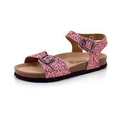 Petit by sofie schnoor Girls Maise Sandale, glitter/rose