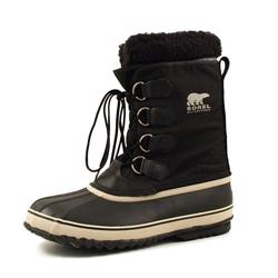 Sorel 1964 Pac i sort nylon