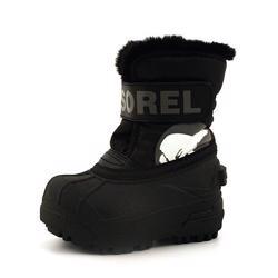 Sorel Snow Commander Winterstiefel schwarz