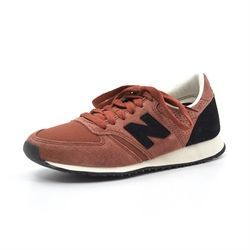 New Balance 420 Sneaker Wildleder, clay