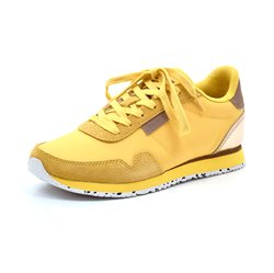 Woden Nora II Sneakers, lemon