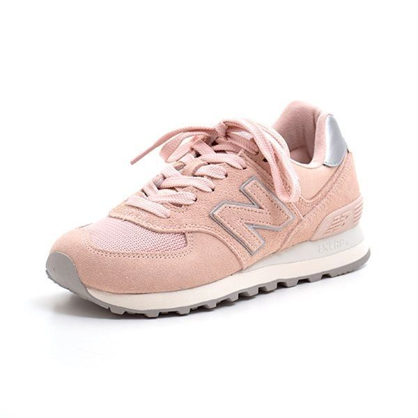 huge selection of 94f67 c9651 New Balance 574 Sneakers, rosa