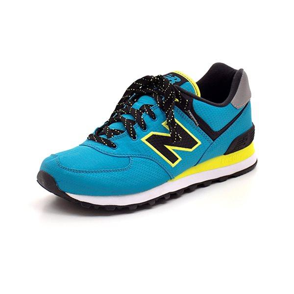 New Balance 574 Windbreaker Sneaker blau (Gr. 36-41,5)