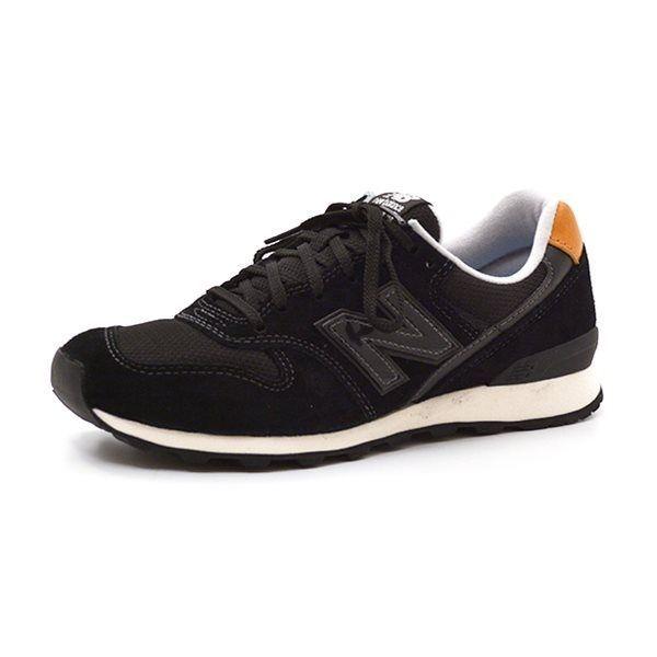 New Balance 996 Sneaker, schwarz