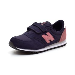 New Balance Sneaker 420 navy/rose