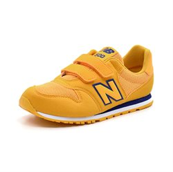 New Balance 500 Sneakers, gelb