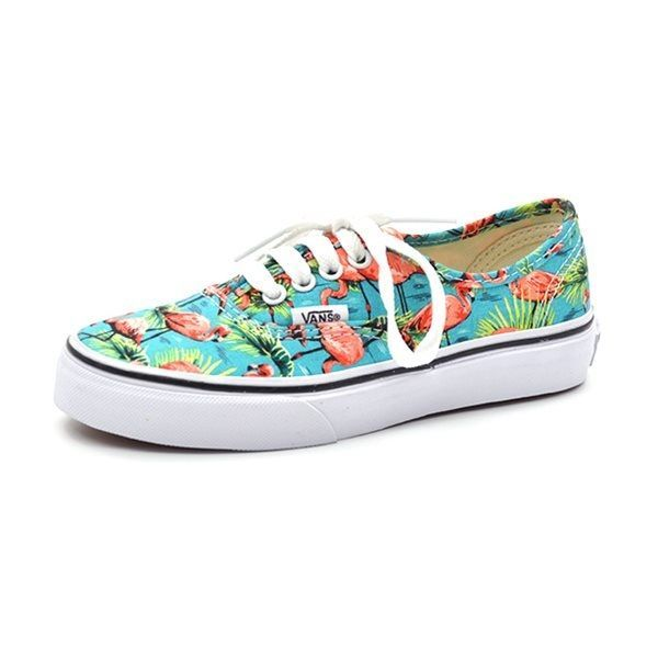VANS Authentic Sneakers, Flamingo