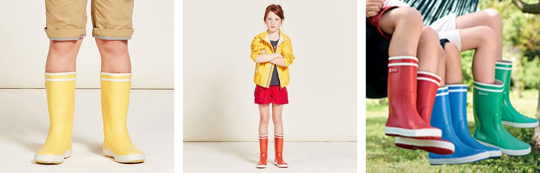 buy popular b5d6e b371c Aigle Gummistiefel für Kinder
